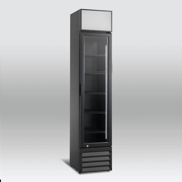 Ψυγείο Αναψυκτικών Slim Cooler SD 217(black)