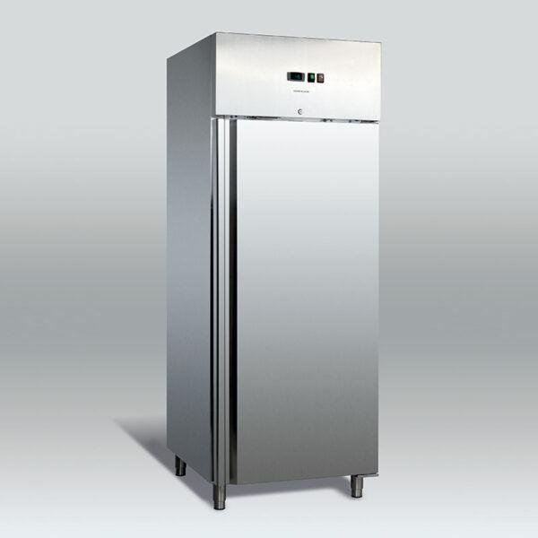 Ανοξείδωτο Ψυγείο Κατάψυξη KF 801-1