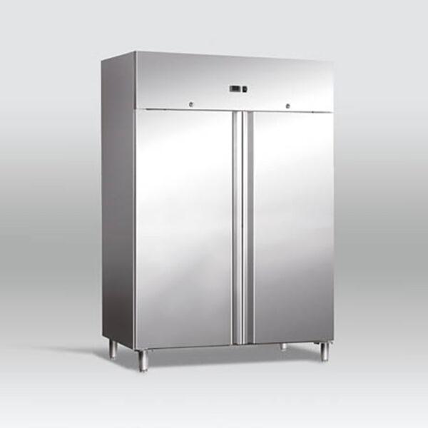 Ανοξείδωτο Ψυγείο Δίπορτο ΚΚ 1410-1