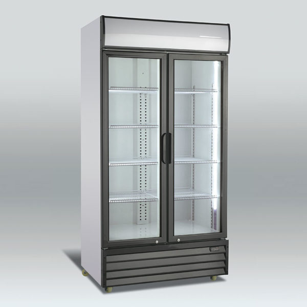 Ψυγείο Αναψυκτικών Δίπορτο SD 1002 H