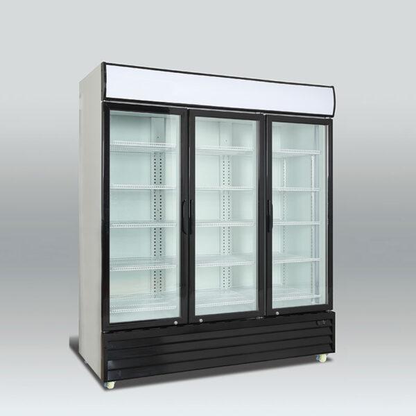 Ψυγείο Αναψυκτικών Τρίπορτο SD 1502 H