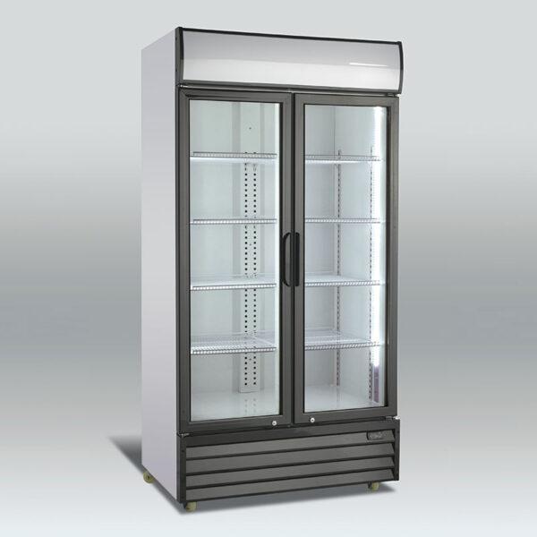 Δίπορτο Ψυγείο Αναψυκτικών SD 801 H