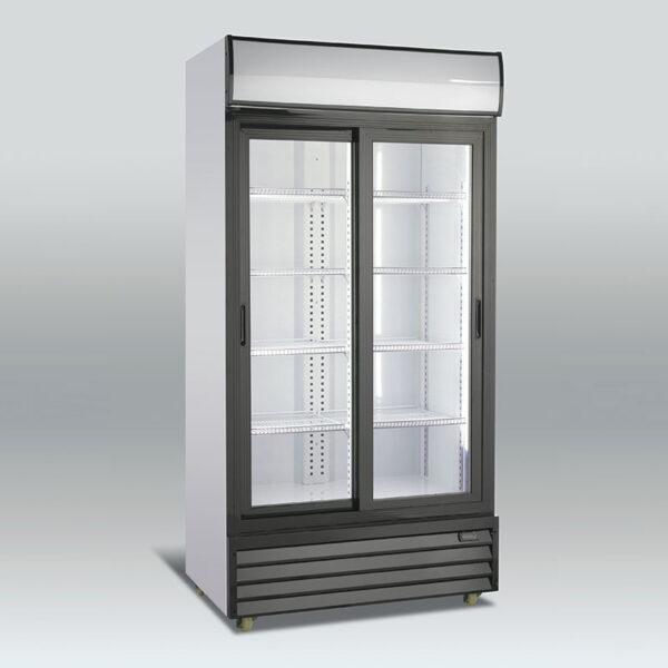 Δίπορτο Ψυγείο Συντήρησης SD 801 SL